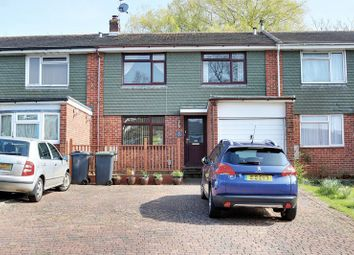 Thumbnail 3 bed terraced house for sale in Courtlands Terrace, Cowplain, Waterlooville