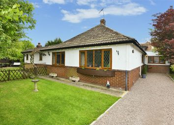 Thumbnail 3 bed detached bungalow for sale in Green Leas, Chestfield, Whitstable, Kent