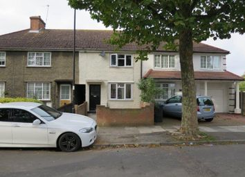 Thumbnail 3 bed terraced house to rent in Meadow Close, Enfield