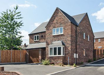 Thumbnail 4 bed property for sale in Chestnut Close, Chasetown, Burntwood (Plot 2)