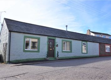 Thumbnail 3 bed cottage for sale in Dalziell Buildings, Ecclefechan