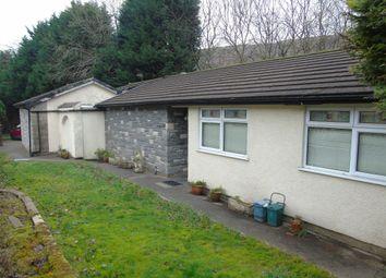 Thumbnail 3 bedroom detached bungalow for sale in The Avenue, Pontygwaith, Ferndale