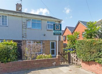 Thumbnail 3 bedroom semi-detached house for sale in Eagles Close, Murston, Sittingbourne