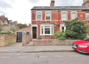 Thumbnail 3 bed semi-detached house to rent in Aston Street, Oxford