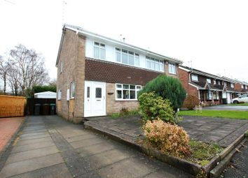Thumbnail 3 bed semi-detached house for sale in Lyneside Road, Knypersley, Biddulph