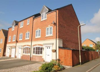 Thumbnail 3 bed end terrace house for sale in Mandir Close, Oswestry