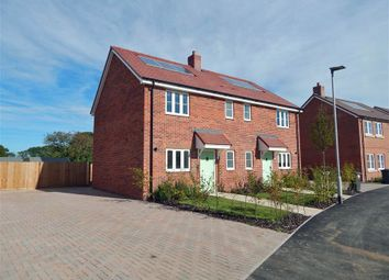 Thumbnail 3 bed semi-detached house to rent in Batchelor Way, Bishops Mead, Downton
