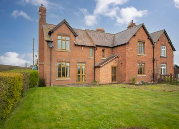 The Moortown, High Ercall TF6. 4 bed cottage for sale