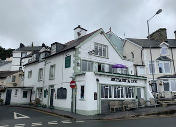 Thumbnail Pub/bar for sale in Sea View Terrace, Gwynedd: Aberdovey