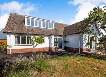 Thumbnail 4 bed detached house for sale in Barton On Sea, New Milton, Hampshire