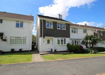 Thumbnail 3 bed semi-detached house for sale in Uphill Close, Ivybridge