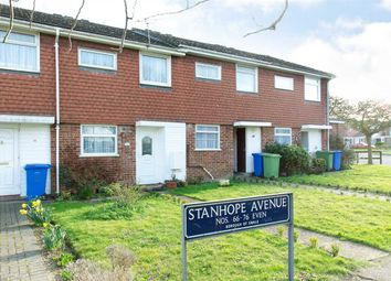 Thumbnail 3 bed terraced house for sale in Stanhope Avenue, Sittingbourne