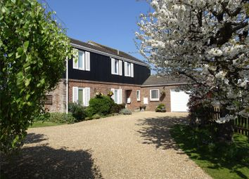 Thumbnail 4 bedroom detached house for sale in West Mead, East Preston, West Sussex