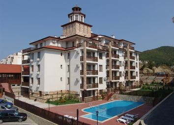 Thumbnail 1 bed apartment for sale in One Bed Apartment In A Front Beach Complex ''tryavna Beach'', St.Vlas, Bulgaria