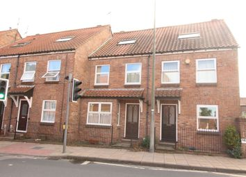 Thumbnail 3 bed terraced house to rent in New Walkergate, Beverley