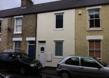Thumbnail 2 bed terraced house to rent in Stockwell Street, Cambridge