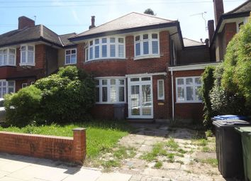 Thumbnail 7 bed property to rent in Donnington Road, Kenton, Harrow