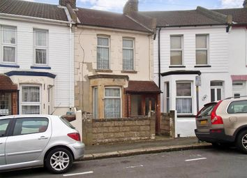Thumbnail 3 bed terraced house for sale in Belmont Road, Gillingham, Kent