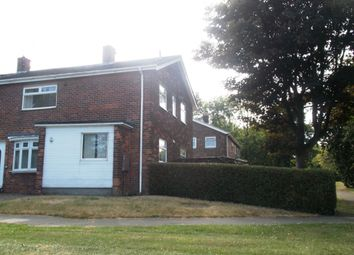 Thumbnail 3 bed end terrace house for sale in Kent Walk, Peterlee