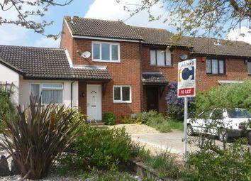 Thumbnail 2 bedroom terraced house to rent in Medhurst, Two Mile Ash, Milton Keynes