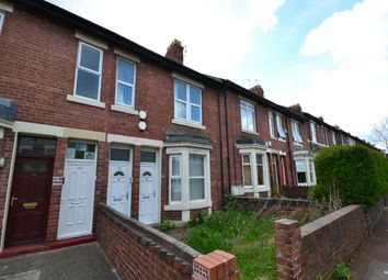 Thumbnail 2 bed flat to rent in Rothbury Terrace, Heaton, Newcastle Upon Tyne