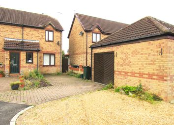 Thumbnail 2 bed semi-detached house to rent in Dean Close, Rossington, Doncaster