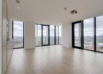 Thumbnail 2 bed flat for sale in Great Eastern Road, London