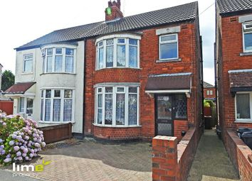 Thumbnail 3 bed semi-detached house to rent in Silverdale Road, Off Beverley Road, Hull