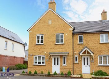 Thumbnail 3 bed end terrace house for sale in Squadron Place, Crossways