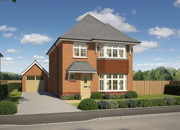 "Thumbnail 4 bedroom detached house for sale in ""Stratford"" at Littledown, Shaftesbury"