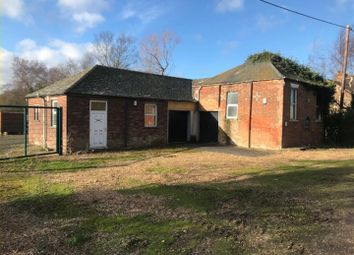 Thumbnail Detached bungalow for sale in Middle Drove, Marshland St. James, Wisbech