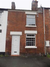 Thumbnail 1 bedroom terraced house to rent in Belle Vue, Leek, Staffordshire