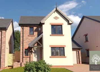 Thumbnail 3 bed detached house for sale in The Gelt, St. Cuthberts, Wigton
