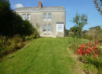 Thumbnail 3 bed cottage to rent in Bodmin