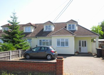 Thumbnail 4 bed property to rent in Hullbridge Road, Rayleigh