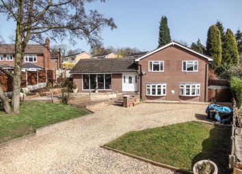 Thumbnail 5 bed detached house for sale in Crewe Road, Madeley, Crewe