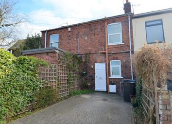 Thumbnail 2 bed terraced house to rent in Club Mill Terrace, Brockwell, Chesterfield