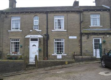 Thumbnail 3 bed cottage for sale in Moss Street, Thornton, Bradford