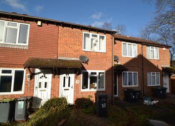Thumbnail 2 bedroom terraced house for sale in Woodbury Road, Walderslade Woods, Chatham