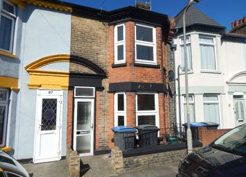 Thumbnail 3 bed terraced house to rent in Balfour Road, Dover