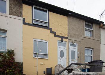 Thumbnail 3 bedroom terraced house for sale in Hillside Road, Dover