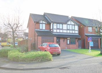 4 bed detached house for sale in North Park Brook Road, Callands, Warrington WA5
