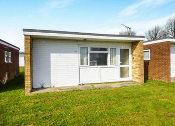 Thumbnail 2 bedroom property for sale in Beach Road Hemsby, Great Yarmouth