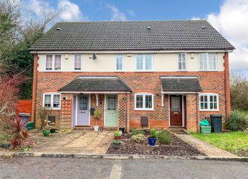 Thumbnail 2 bed terraced house for sale in Mallard Way, Aldermaston, Berkshire