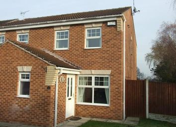 Thumbnail 3 bed semi-detached house for sale in Old Tannery Drive, Lowdham, Nottingham