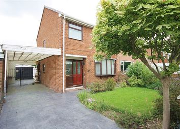 Thumbnail 3 bed semi-detached house for sale in Dorset Way, Woolston, Warrington