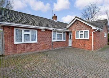 Thumbnail 4 bed detached bungalow for sale in Sheffield Road, Tunbridge Wells, Kent