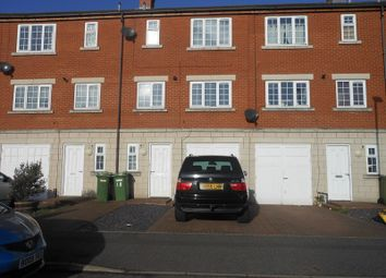 Thumbnail 4 bed town house for sale in Patrick Street Mews, Grimsby