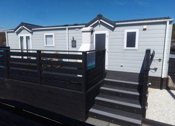 Thumbnail 2 bed mobile/park home for sale in Loup Cottage Caravan Park, Ardrossan