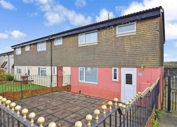 Thumbnail 3 bed end terrace house for sale in Heathfield Close, Walderslade, Chatham, Kent
